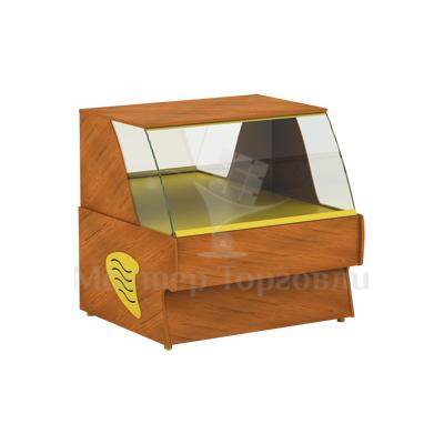 Витрина нейтральная CRYSPI Elegia Premium KNP 1037