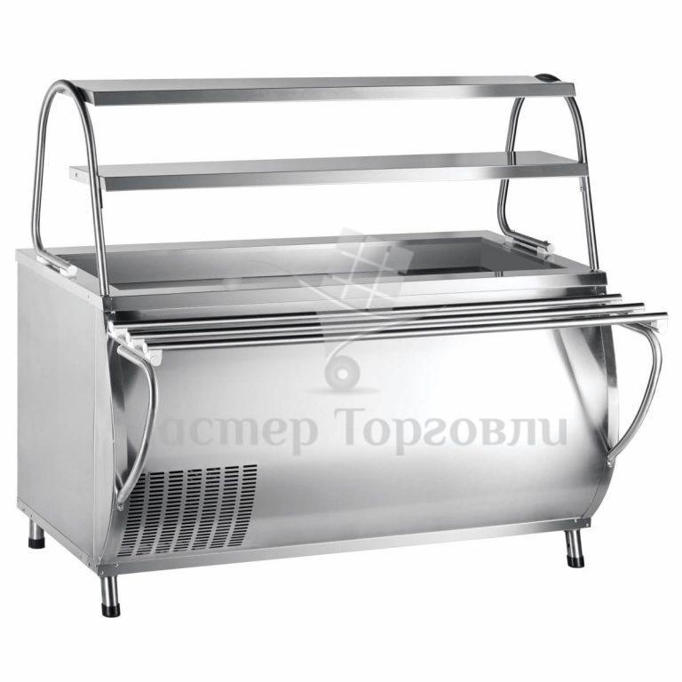 Прилавок холодильный Патша ПВВ(Н)-70М-01-НШ