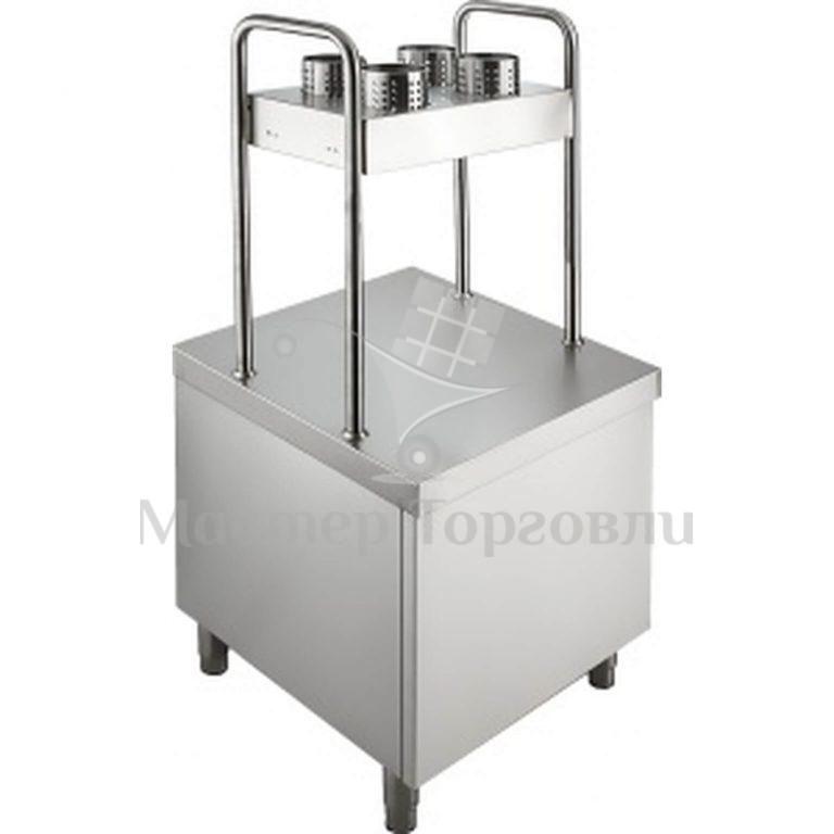 Прилавок для столовых приборов Мастер ПП-1-6/7СН