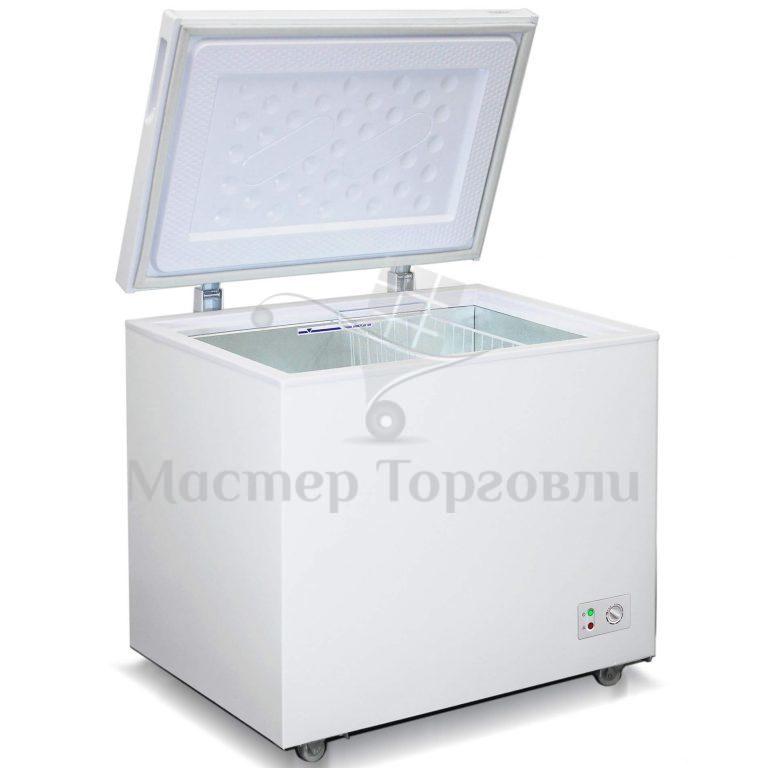 Ларь морозильный Бирюса 260КХ
