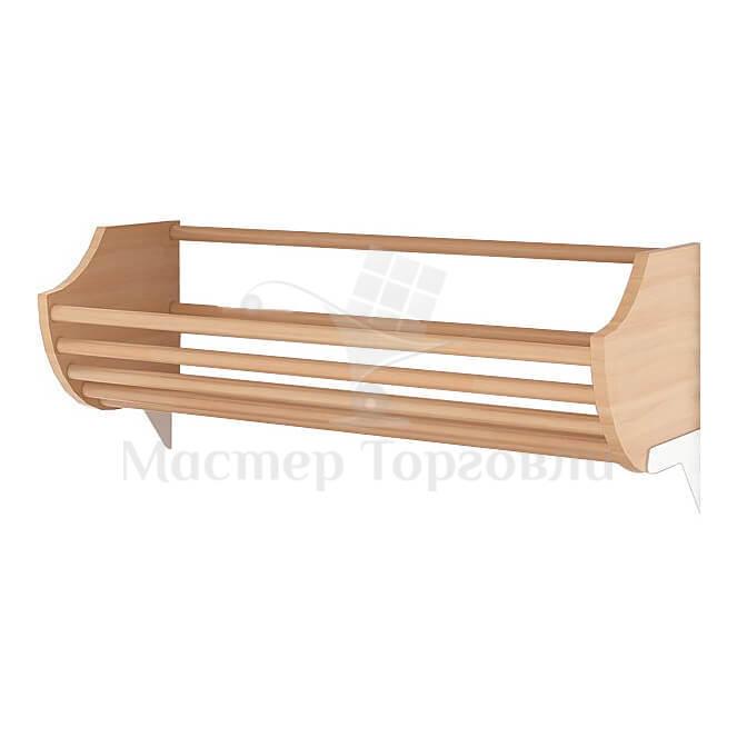 Полка д3-1 хлебная глубокая на стеллаж Купец