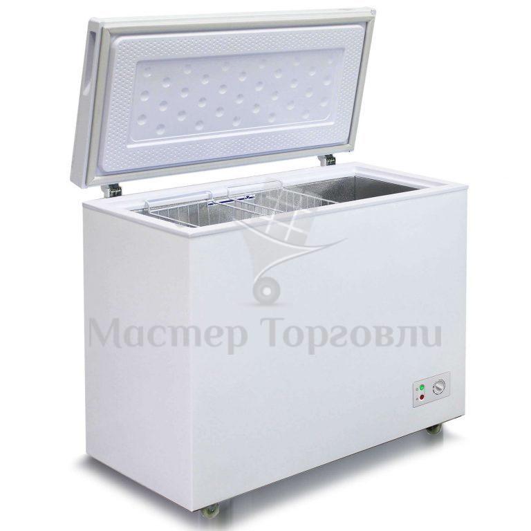Ларь морозильный Бирюса 285КХ