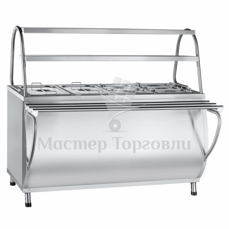 Мармит 2-х блюд Патша ЭМК-70МШ