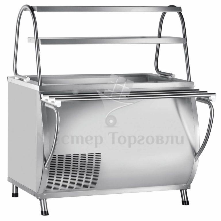 Прилавок холодильный Патша ПВВ(Н)-70М-НШ