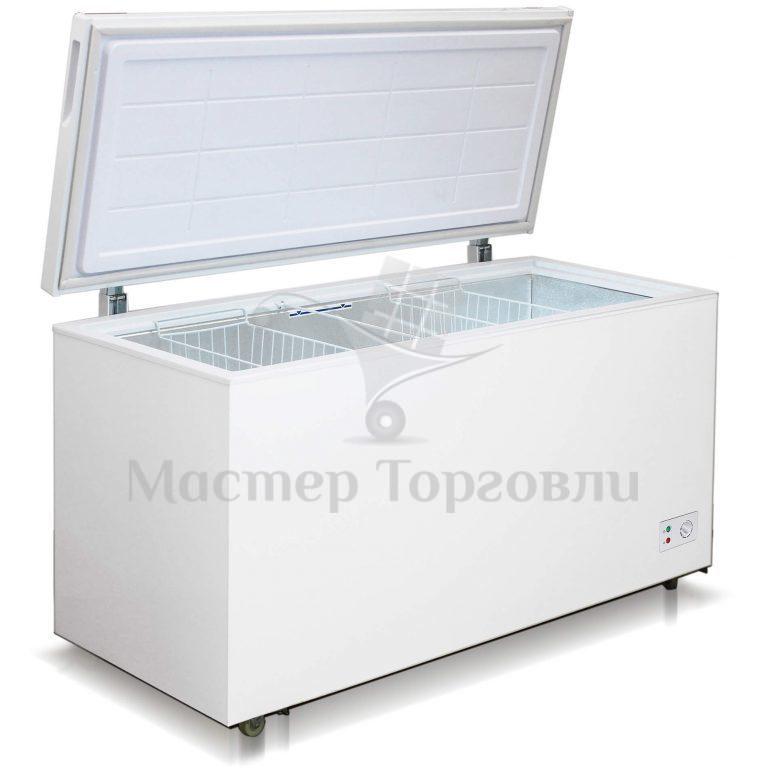 Ларь морозильный Бирюса 455КХ