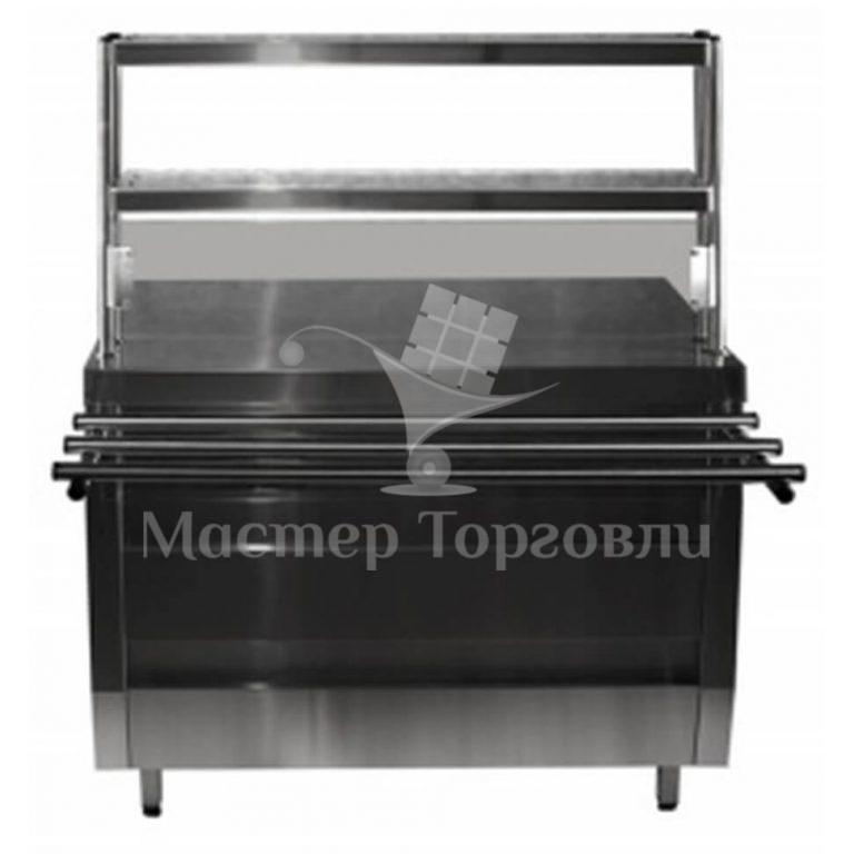 Прилавок нейтральный Вега ЗПН-6,5/7Н