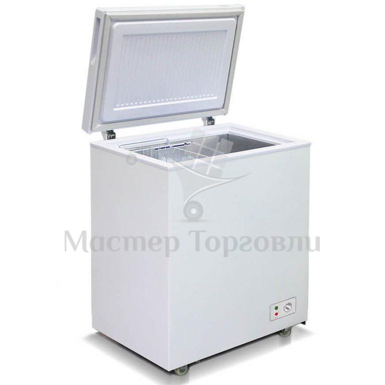 Ларь морозильный Бирюса 155КХ