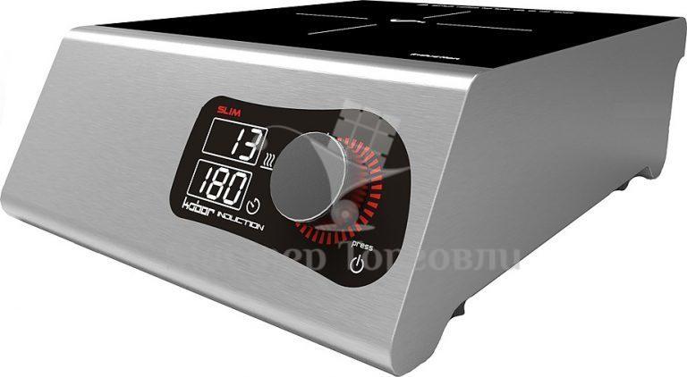 Индукционная плита Кобор SLIM-1