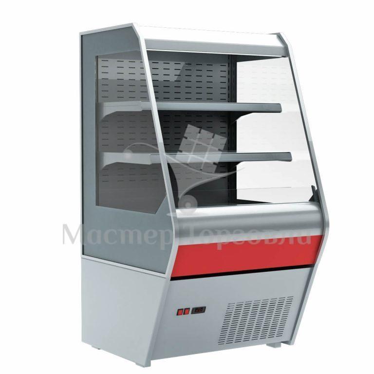 Витрина холодильная F13-07 VM 0,7-2 (Carboma 1260/700 ВХСп-0.7)