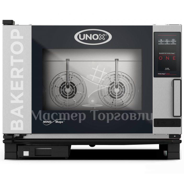 Конвекционная печь XEBC-04EU-EPRM UNOX