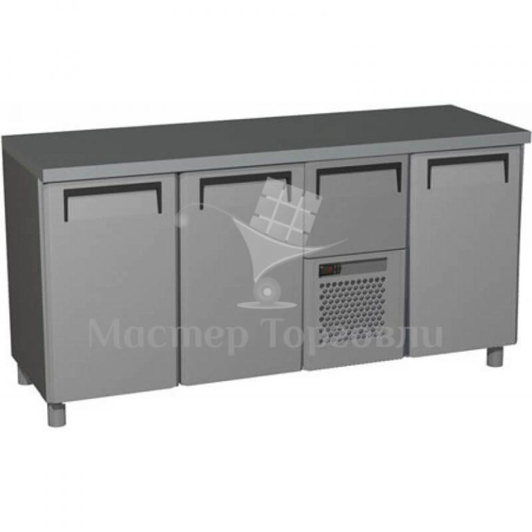 Стол холодильный T57 M3-1 INOX (BAR-360 Сarboma)