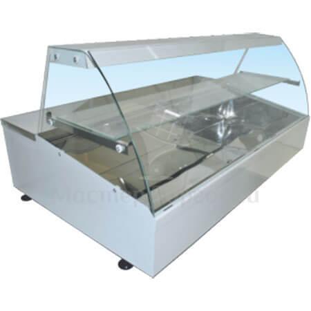 Холодильная витрина Иней Гном 2/1250 наст. краш.
