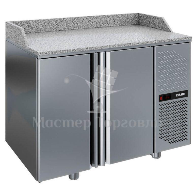 Стол холодильный Polair для приготовления пиццы TM2pizza-G