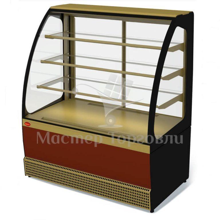 Витрина холодильная VS-1.3 new Veneto