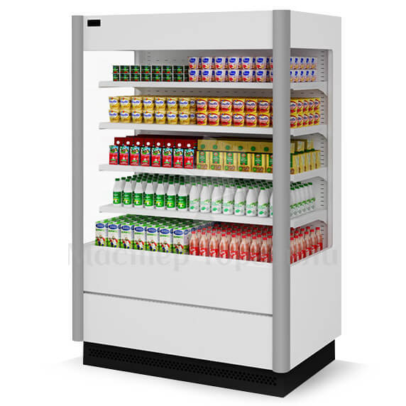 Горка холодильная Zodiac 125 Brandford