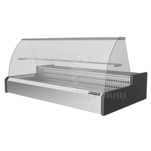 Холодильная витрина Арктика ПН 150 У настольная