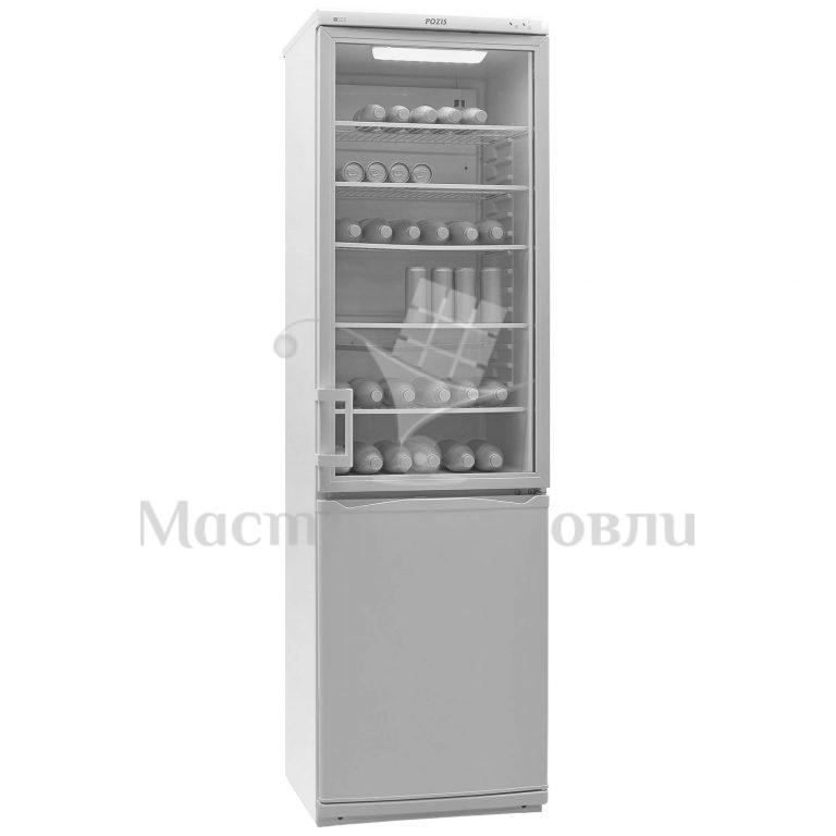 Двухкамерный холодильник-витрина POZIS RD-164
