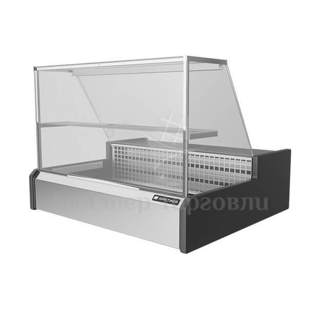Холодильная витрина Арктика ПНК 100 У настольная