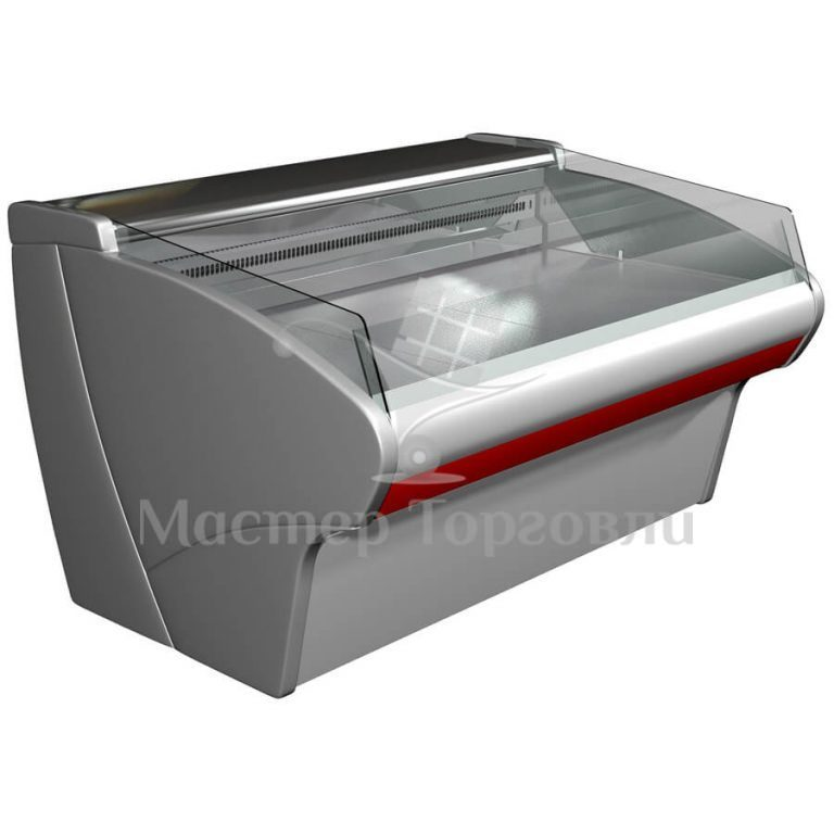 Витрина холодильная G110 SM 1,5-2 (Carboma ВХСо-1.5)