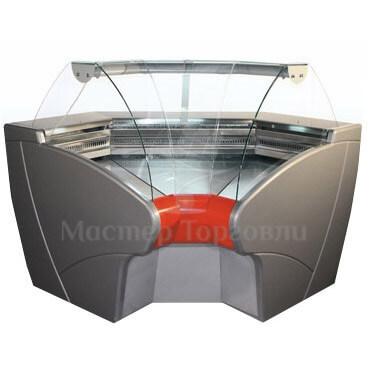 Витрина холодильная G110 VM-6 (Carboma ВХСу-2 угловая)
