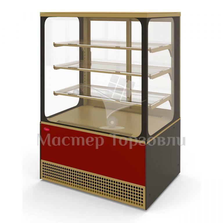Витрина холодильная VS-0.95 Veneto Cube