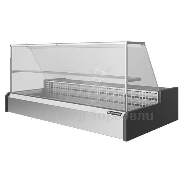 Холодильная витрина Арктика ПНК 150 настольная