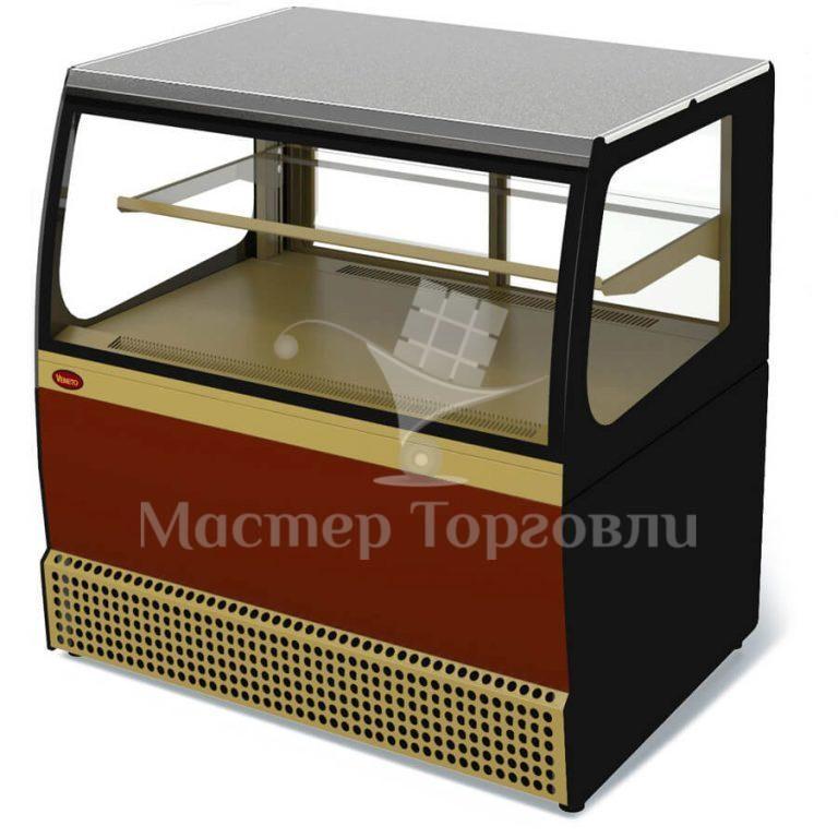 Витрина холодильная VSk-0.95 Veneto кассовая