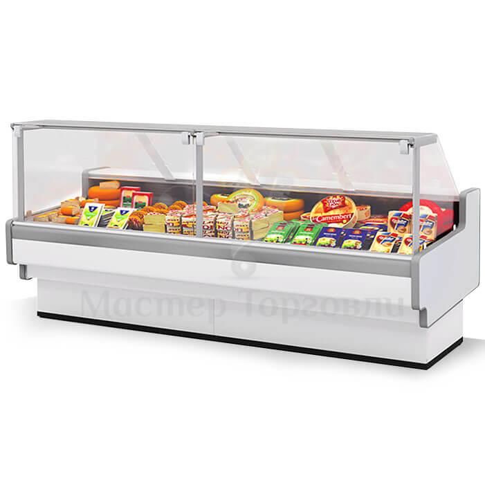 Витрина холодильная AURORA Slim SQ 375 Brandford