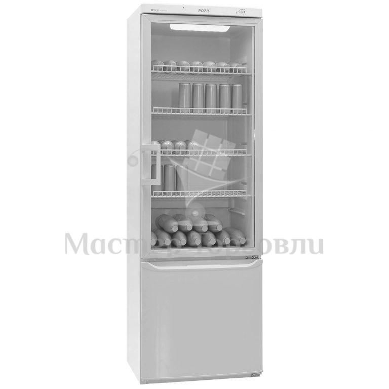 Двухкамерный холодильник-витрина POZIS RK-254