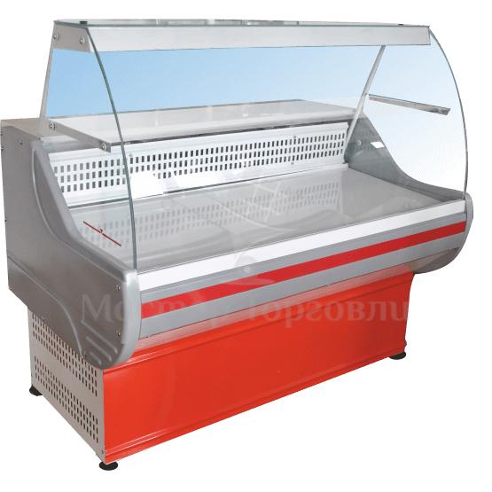 Холодильная витрина Иней 4МП 1500
