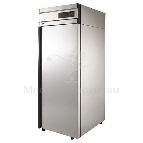 Шкаф морозильный Polair CB107-G (ШХ-0.7) нерж.