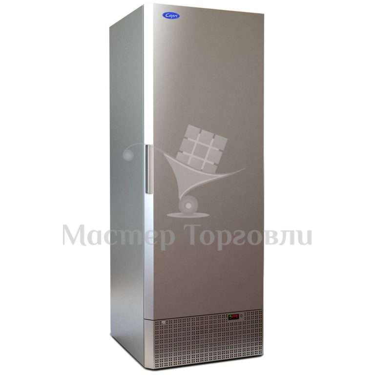 Шкаф морозильный Капри 0,7Н (нержавейка)
