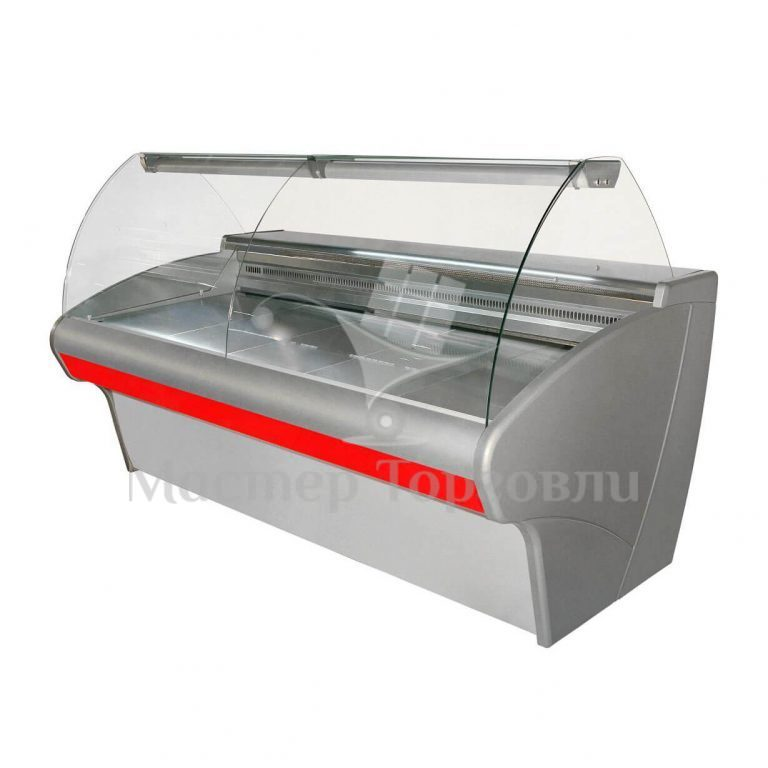 Витрина холодильная G110 SV 1,5-1 (Carboma ВХСр-1.5)