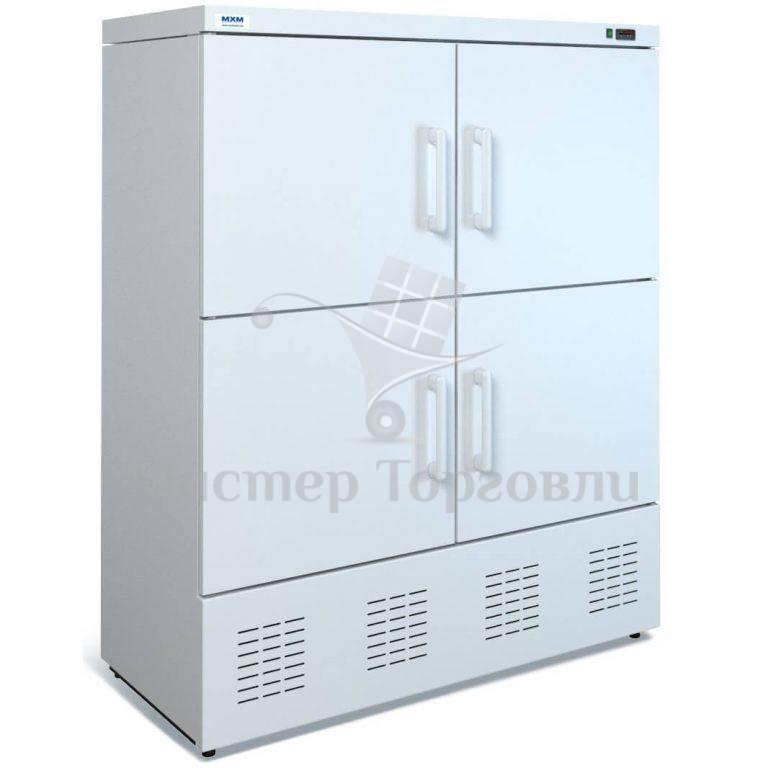 Шкаф холодильный ШХК-800 комбинированный