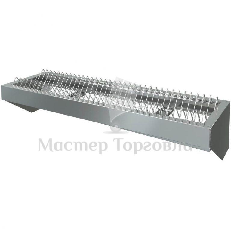 Полка настенная для тарелок ПН-Т-0.3 МХМ