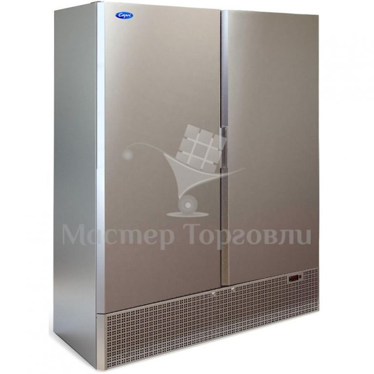 Шкаф морозильный Капри 1,12Н (нержавейка)