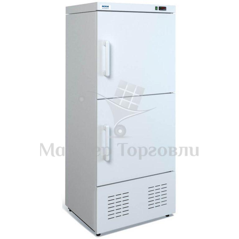 Шкаф холодильный ШХК-400М комбинированный