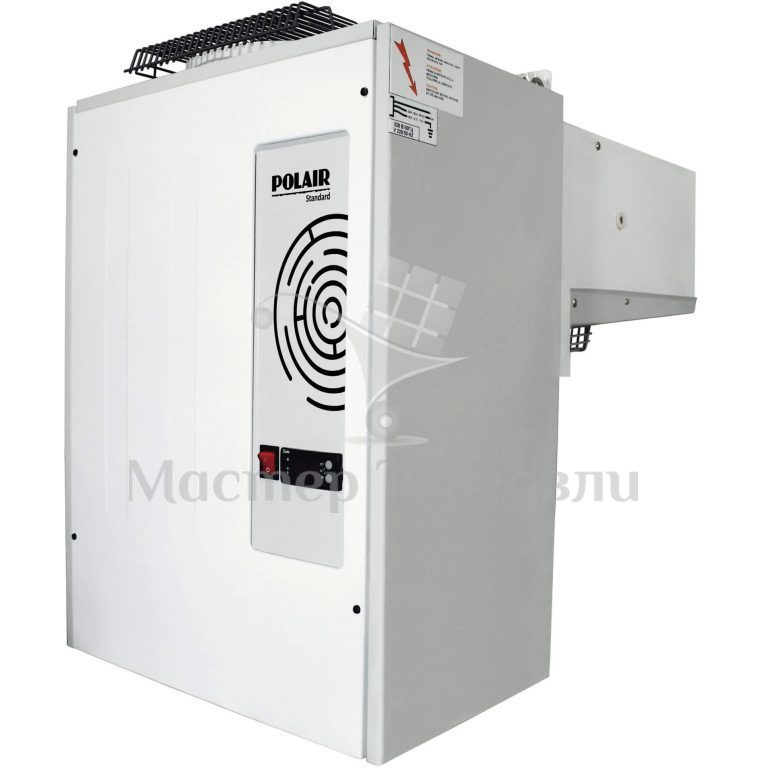 Моноблок Полаир MM 111 S холодильный