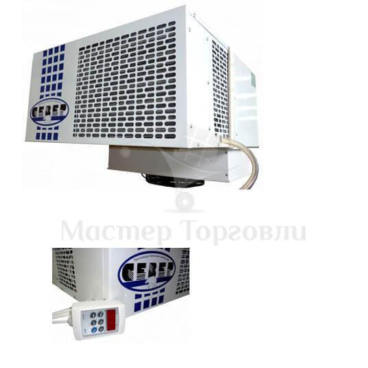 Моноблок холодильный потолочный Север MSB 105 S