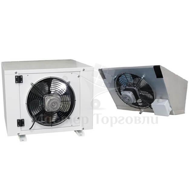 Сплит-система Intercold LCM 108 морозильная