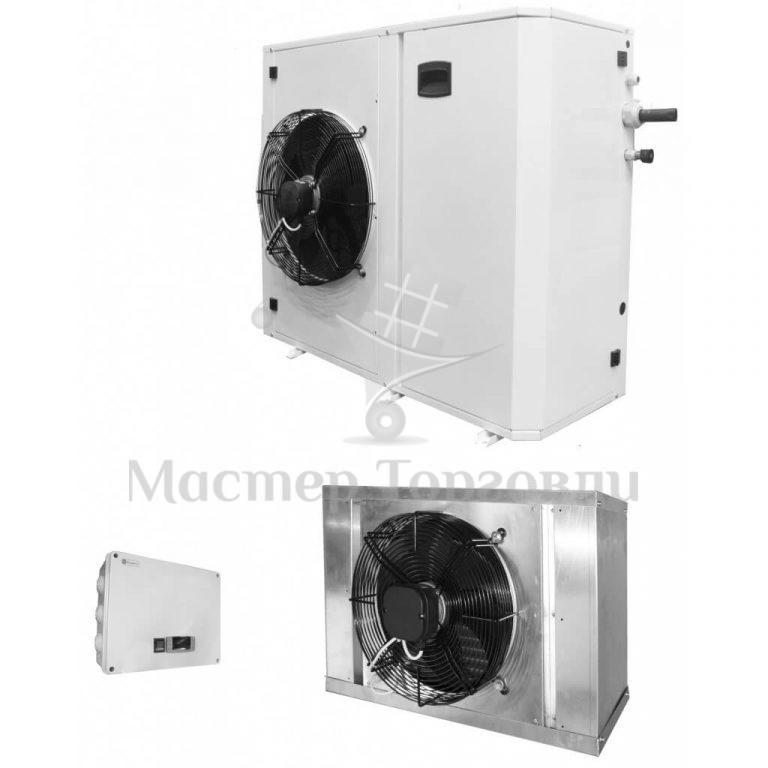 Сплит-система Intercold LCM 316 морозильная