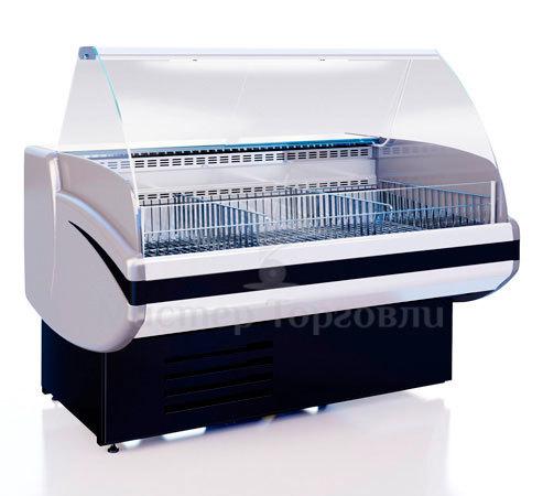 Витрина холодильная CRYSPI Gamma-2 1500 (с боковинами)